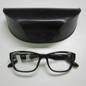 🕶️Prada VPR24R Women's Eyeglasses 521/SAH540🕶️